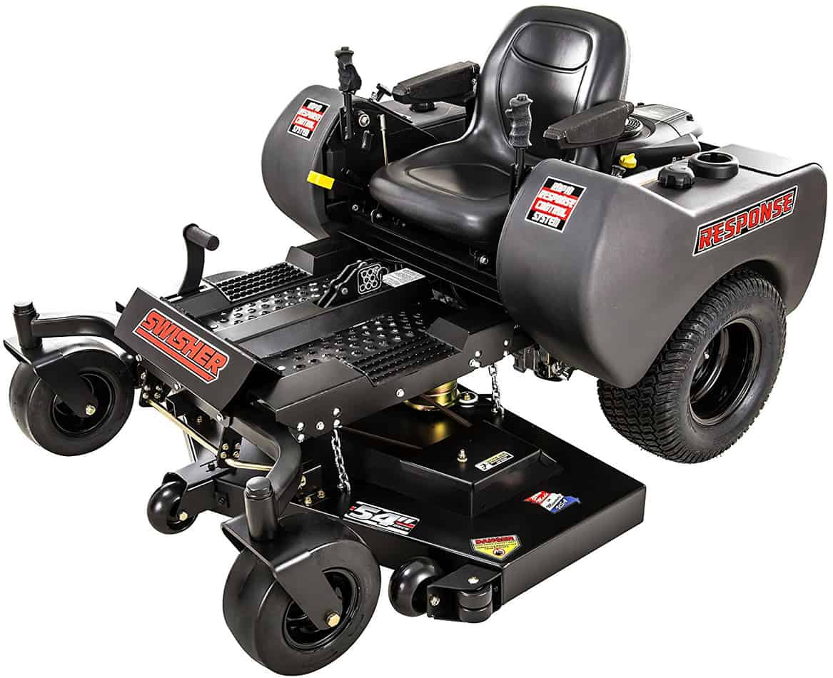 Swisher ZTR2454BS Response review » Mower Reviews HQ