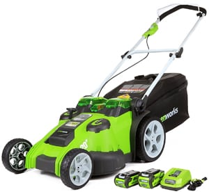 GreenWorks 25302 G-MAX review